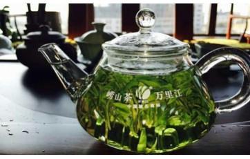 3.2亿打造茶博园 万里江引领崂山茶产业腾飞