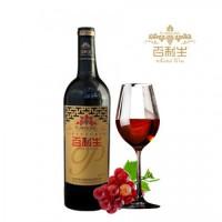 本草红酒 750ml 12%vol 进口基酒与名贵本草的完美融合 北京百利生