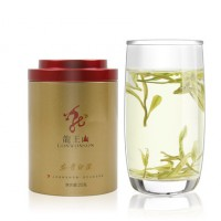 龙王山安吉白茶25克 小金罐 绿茶 一级珍稀白茶