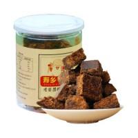寿乡农场 广西老姜红糖 正宗黑糖姜茶 手工老红糖块300g