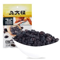 八大怪黑加仑葡萄干180g 新疆特产零食小吃