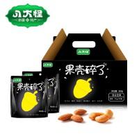 新疆混合坚果 30g*20袋 独立小包装 果壳碎了黑色礼盒 新疆八大怪 网红食品