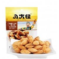 巴旦木 128g 椒盐味喀什纸皮巴旦木 新疆特产坚果零食 八大怪