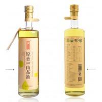 山茶油 750ml 六艺小榨原香 广西梧州