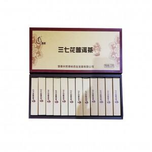 云南三七花普洱茶(速溶型)