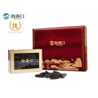 渤海口淡干刺参 90-120头 臻品木盒装 250g 有机产品老海参 包邮