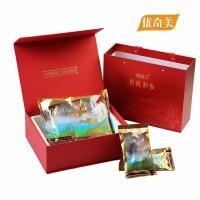 渤海口即食海参 9-15支500g礼盒装 新鲜冷冻刺参 海鲜水产鲁参 包邮