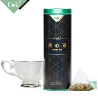 关心茶 50g(2.5g*20包)金银花蒲公英菊花茉莉花枳椇子普洱 养生花草茶