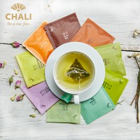 茶里玖味 2g/2.5g/3g/7.5g*9包/盒 三角袋泡茶 原味红茶绿茶与花草茶的经典组合