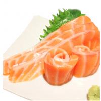 東方海洋 三文鱼 鱼腩 海鲜 100g 去皮称重 煎炒 刺身佳品