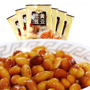 【东湖】醋泡黄豆120g*6袋八年山西老陈醋泡制醋食品小吃开袋即食