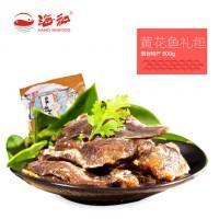 香酥黄花鱼 300g/袋 独立小包装 开袋即食休闲海产品 烟台海和食品