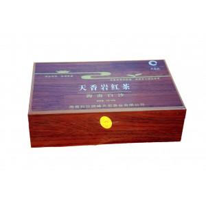 海南白沙红茶 240g精制木礼盒 天香岩
