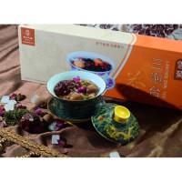 雪菊三泡台茶