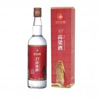 台湾金门高粱酒 皇家53度典藏 600ml 纯粮固态发酵 台湾原装进口