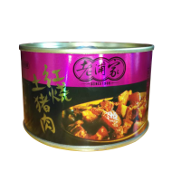 老浦家 宣威红烧肉罐头260g红烧猪肉扣肉 即热熟食野外户外午餐