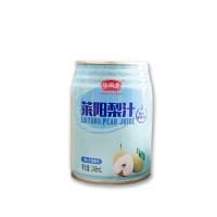 莱阳梨汁  248ml*20罐/整箱 润喉果汁果味饮品 梨润堂