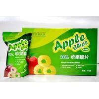 美域高洛川苹果脆片 20G*6袋/盒