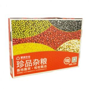 蒙清五谷杂粮 珍品礼盒 2.52kg(三天之内发货)