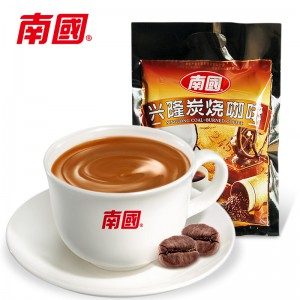 兴隆炭烧咖啡 320g 速溶咖啡 独立小包装 海南特产南国食品