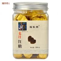 姜汁红糖 268g/罐 云南特产 福乐丹