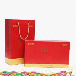 紫阳富硒茶红茶一级120g礼盒装