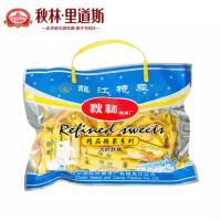 虾酥糖 400g/袋 传统风味怀旧零食 东北特产秋林里道斯