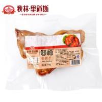 秋林里道斯酱猪蹄办公室休闲零食东北猪手猪爪小吃170g