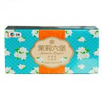 中茶花草茶包 三角袋泡 茉莉六堡(茉莉花+六堡茶)10袋/20g