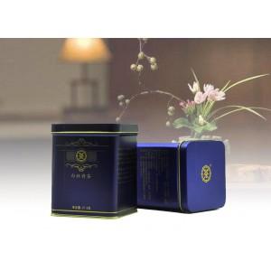 中茶牌 白牡丹 白茶 茶叶 铁罐盒 15泡/37.5g