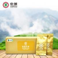 茉莉花茶 18袋/90g 牛皮纸盒 福建中茶牌
