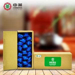 清香铁观音  18袋/126g  牛皮纸盒包装 中茶