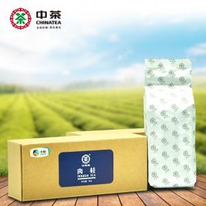 肉桂 80g 武夷岩茶 牛皮纸盒 中茶牌