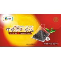 中茶原叶茶包 (大红袍)10袋/20g原叶茶