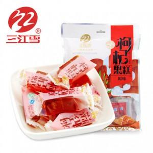 枸杞果糕 210克 枸杞汁浓缩软糖果 休闲零食 青海三江雪