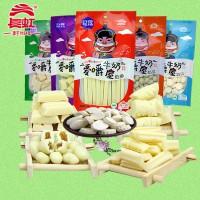 长虹牌120g传统奶制品组合(奶豆、奶干、奶片、奶饼、牛奶条)