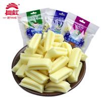 内蒙古特产奶酪长虹草原奶滋原味酸奶恋奶悠果味230g袋装