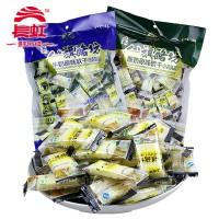 内蒙古特产奶酪长虹八旗酪坊软干原味酸奶味休闲零食480克独立小包袋装