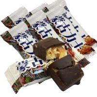 蒙古力士 花生夹心巧克力 360g 草原休闲零食 内蒙古传统老品牌长虹正蓝旗