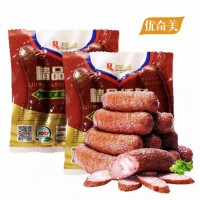 哈尔滨红肠 500g真空包装 老哈食品 传统经典俄式熏煮香肠 百年前不变的美味 绿色食品