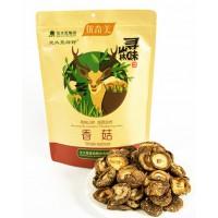 东北香菇 138g 北大荒集团绿野系列产品 产自大兴安岭 肉厚香醇