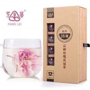 平阴玫瑰花冠王 20g礼盒 特级富硒平阴玫瑰花茶 芳蕾