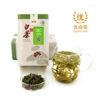 2019新茶 安吉白茶 50g+ 西湖龙井 50g 明前一级 原产地核心产区 优奇美精选