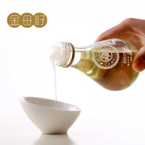 山茶油 375ml 物理冷榨一级 孕妇母婴适用 金母籽