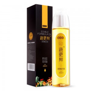 【金母籽】蔬菜配方油466ml 含山茶油亚麻籽油葡萄籽油 非转基因