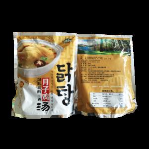 风味森林土鸡汤
