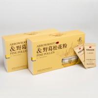 野葛松花粉 112g盒装小袋分装 湖北特产野山珍 野生葛根