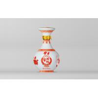 52度伊力陈坛窖·红花牡丹韵