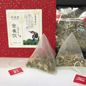 萃涣堂 金雀饮代用茶